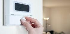 Gas: instalación y caldera en buen estado