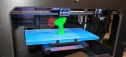 Impresora 3D, conoce el primer modelo