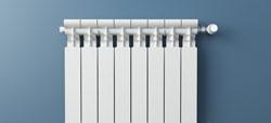 Paneles reflectantes para ahorrar en calefacción