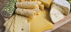 Tabla de quesos, una sencilla solución