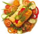 Filetes de pescado: panga y perca