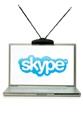 Skype en la tele