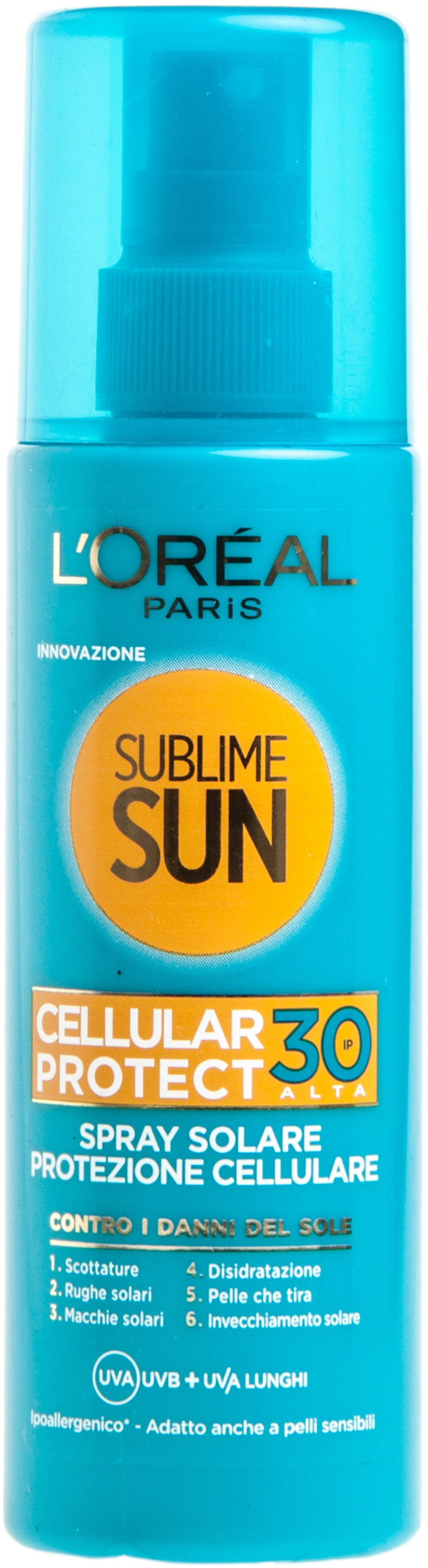 Sublime sun cellular protect