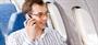 Móvil en el avión: tarifas de altos vuelos