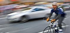 Montar en bicicleta respetando las normas