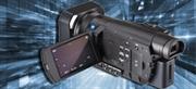 Sony FDR-AX100, 4K
