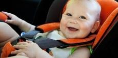 Sillas de coche para niños: nuevas normas