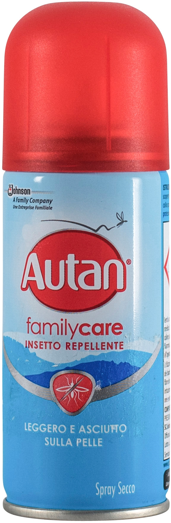 FAMILY CARE - INSETTO REPELLENTE - SPRAY SECCO