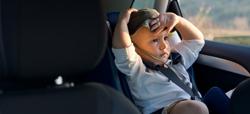 Las sillas de coche más baratas, menos seguras