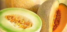 Melones y sandías, corta por lo sano