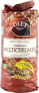 DIET RADISSON TORTITAS MULTICEREALES | Test y Opiniones DIET RADISSON TORTITAS MULTICEREALES | OCU