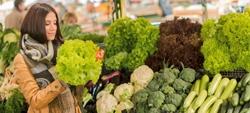 Vegetarianos, una opción saludable