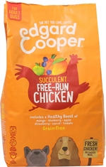 EDGARD&COOPER FOR ADULT DOGS FREE-RUN  CHICKEN (GRAIN-FREE) | Pienso para Perros - resultados, precios,marcas y ofertas | OCU