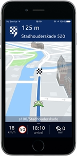 HERE Maps - Offline navigation, GPS, directions & transit tracker (iOS)
