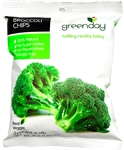 GREENDAY Broccoli chips. | Test y Opiniones GREENDAY Broccoli chips. | OCU