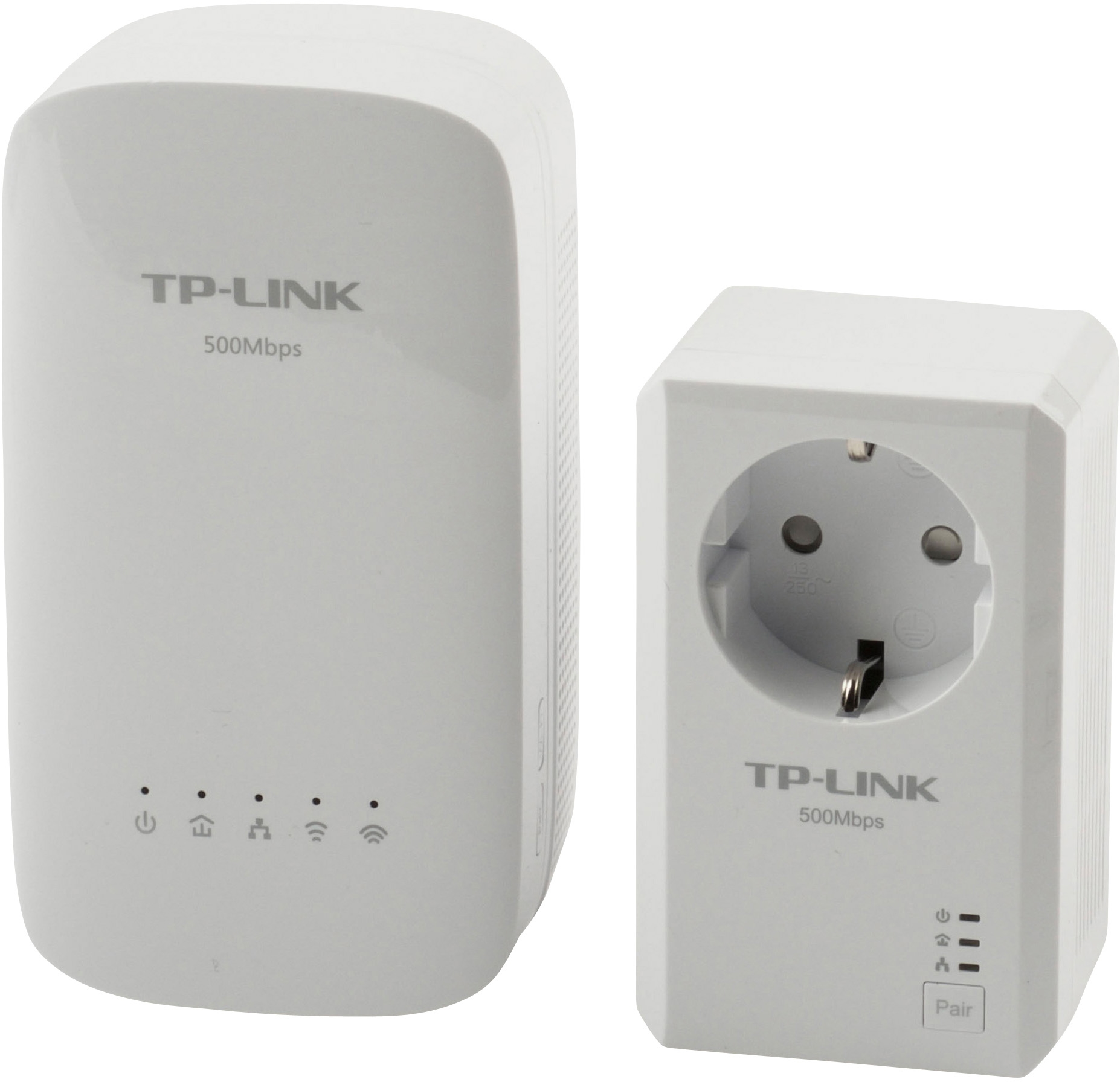 TP-Link AV500 Powerline WLAN Kit  (TL-WPA4530)