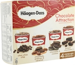 HÄAGEN-DAZS CHOCOLATE ATTRACTION CHOCOLATE AND COOKIES | Comparador Nutricional -análisis de los alimentos| OCU