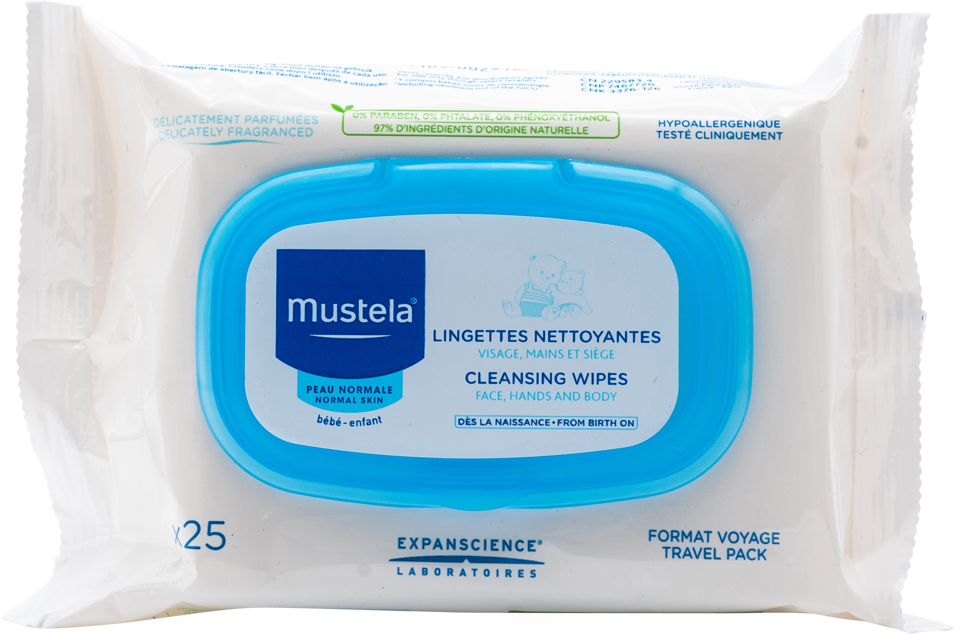 Salviette multiuso / Cleansing wipes - Pelle normale