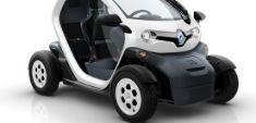 Renault Twizy, eléctrico urbano