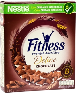 NESTLÉ FITNESS DELICE CHOCOLATE. | Test y Opiniones NESTLÉ FITNESS DELICE CHOCOLATE. | OCU