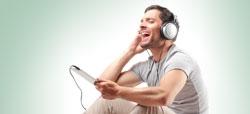 Streaming de música: tan solo dale al play