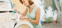 Lavadoras más eficientes, pero no más eficaces