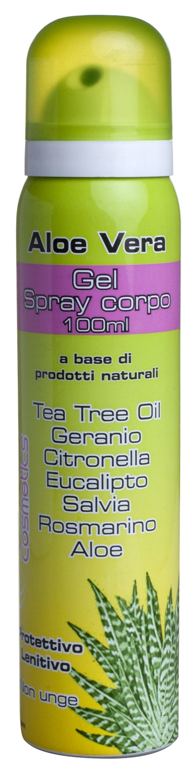 gel spray corpo