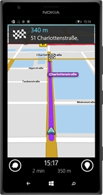 WAZE Navegador GPS social, Mapas y Tráfico (Windows Phone)