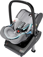 Concord Airsafe + Base Isofix