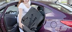 Las nuevas reglas para llevar a los niños en coche