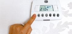 Cómo gastar menos calefacción