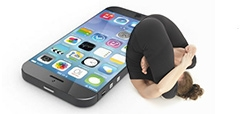 El iPhone 6 no se dobla más que otros móviles