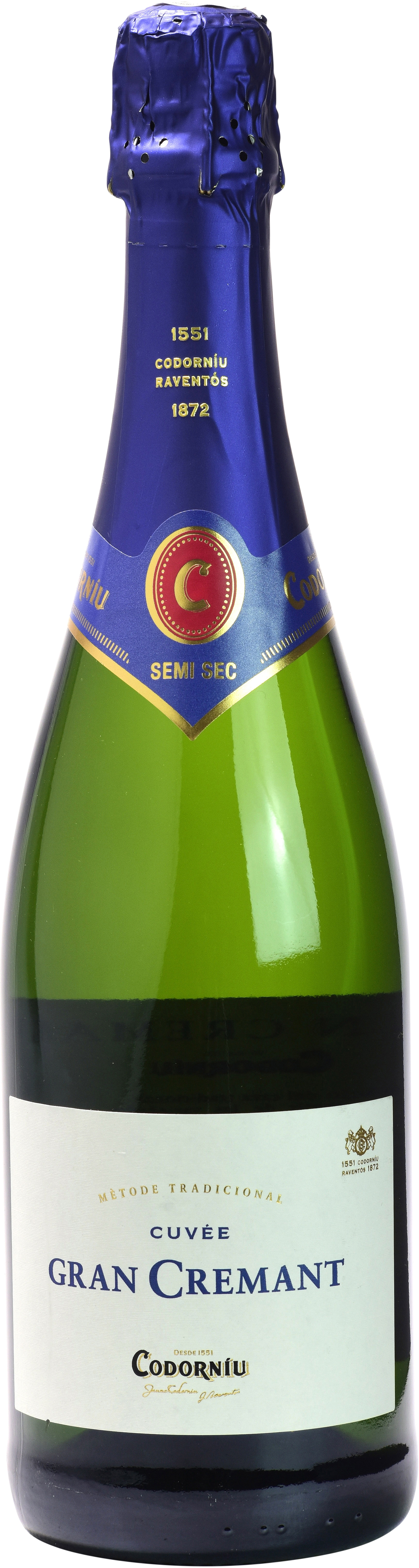 GRAND CREMANT, SEMISECO