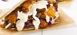 Los kebabs suspenden en higiene y mezclan carnes de diferentes animales
