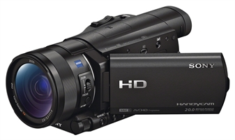 SONY HDR-CX900E