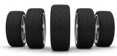Los mejores y los peores neumáticos