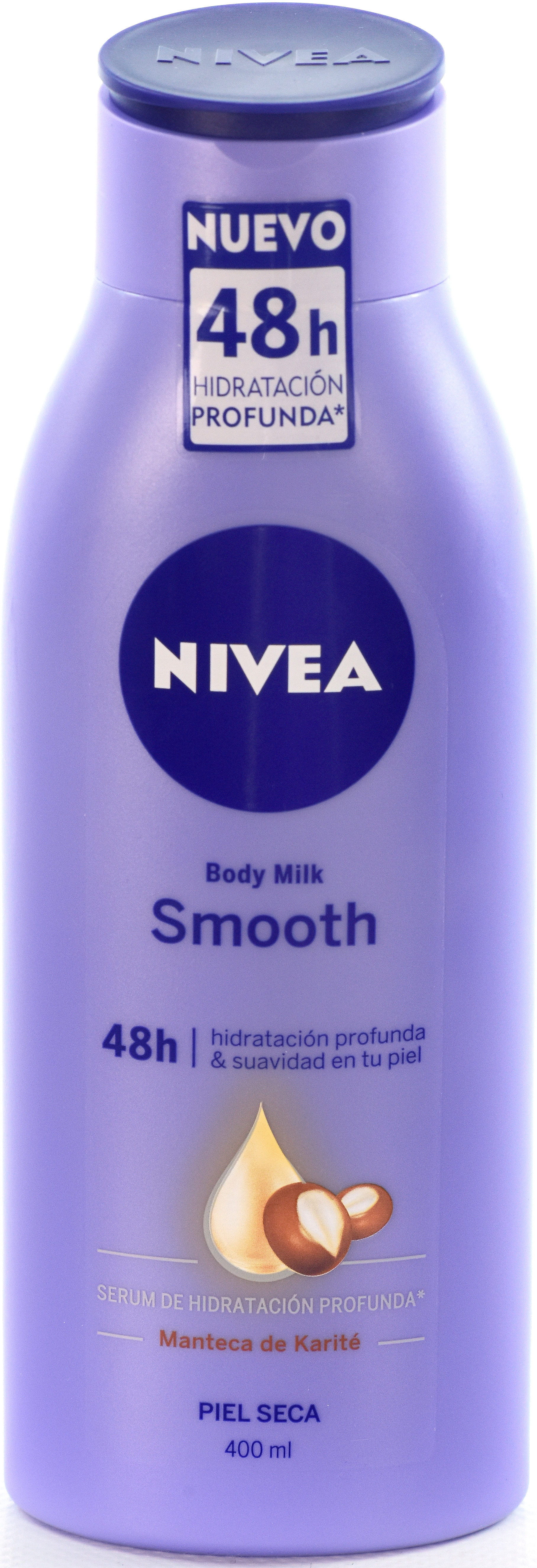 BODY MILK SMOOTH. 48H HIDRATACIÓN PROFUNDA