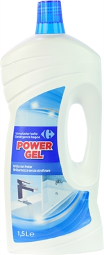 CARREFOUR POWER GEL | Comparador de limpiabaños | OCU