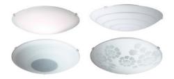 IKEA devuelve el dinero a quienes compraron sus lámparas defectuosas HYBY, LOCK y RINNA