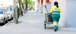 Estudio de limpieza urbana 2015