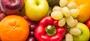 Frutas y verduras con sabor mediterráneo