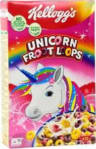 KELLOGG'S UNICORN FROOT LOOPS. | Test y Opiniones KELLOGG'S UNICORN FROOT LOOPS. | OCU