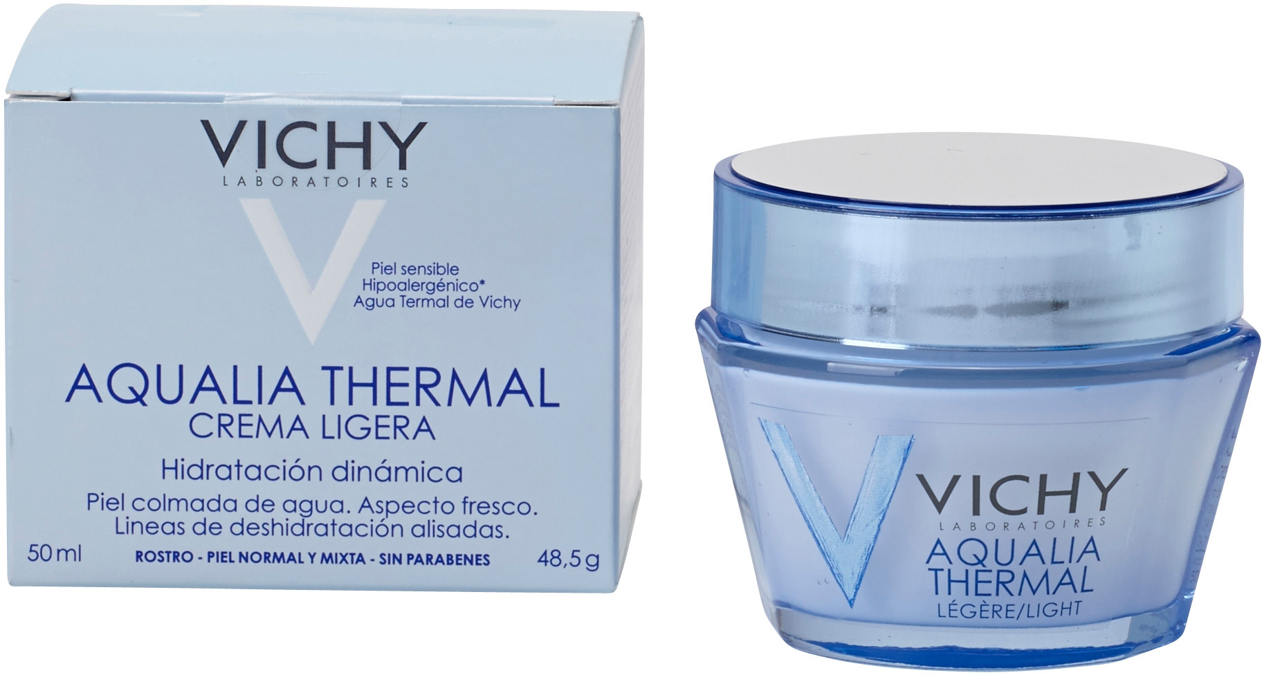 Aqualia Thermal Crema Ligera