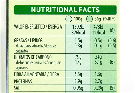 KELLOGG'S SPECIAL K RED FRUITS. | Test y Opiniones KELLOGG'S SPECIAL K RED FRUITS. | OCU