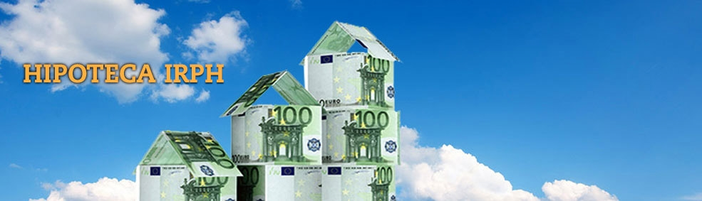 Hipotecas referenciadas a IRPH