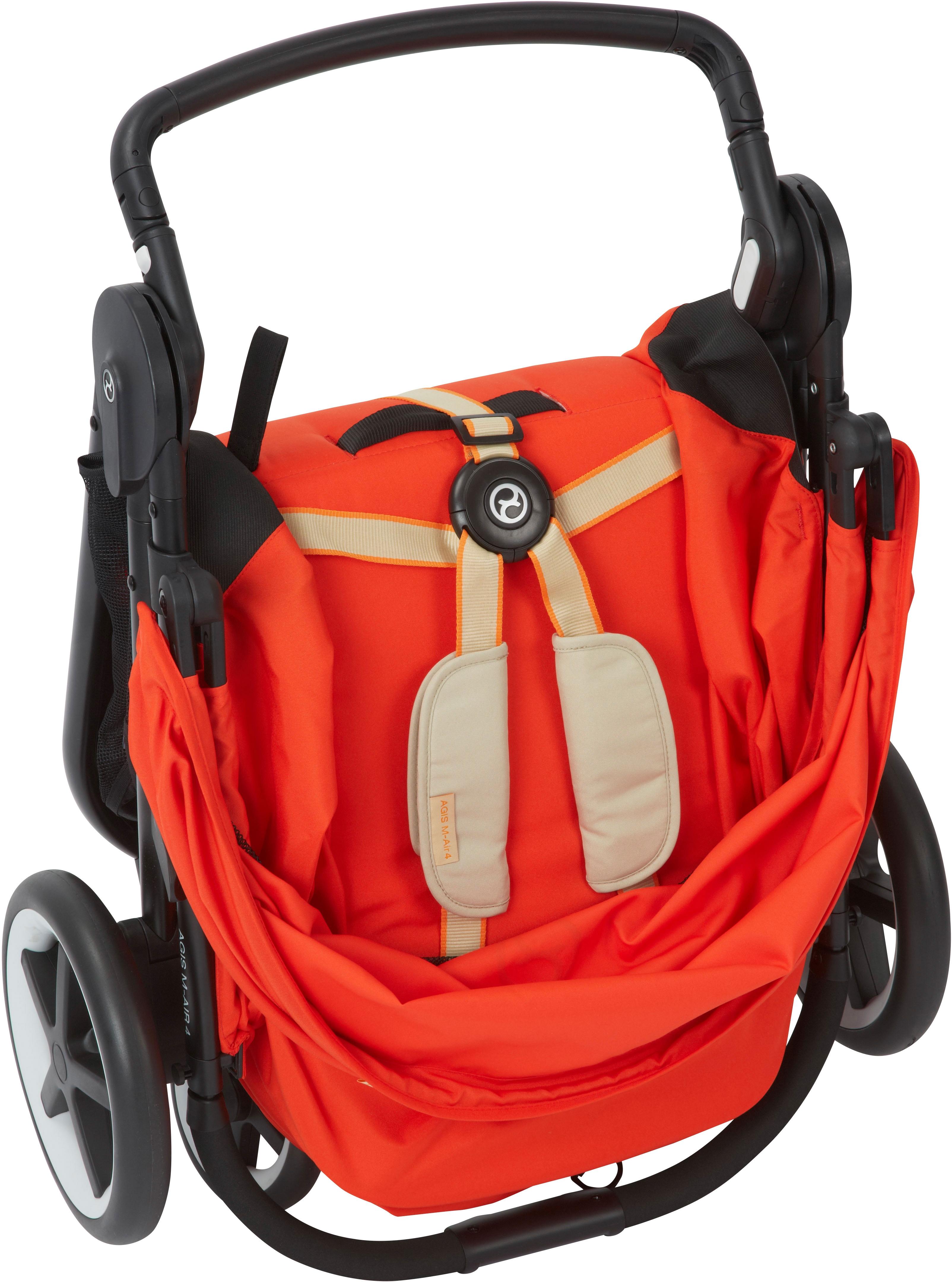 An lisis de cybex agis m air 4 silla comparador de sillas de paseo ocu - Mejor silla de paseo ocu ...